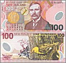 New Zealand paper currency